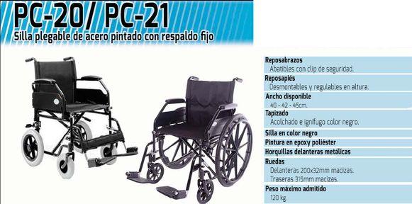 rampa plegable silla de ruedas majadahonda